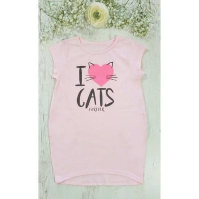 Купить Платье I LOVE CATS от Бренда Кена