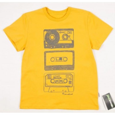 Купить футболка КАССЕТЫ от Бренда Robinzone