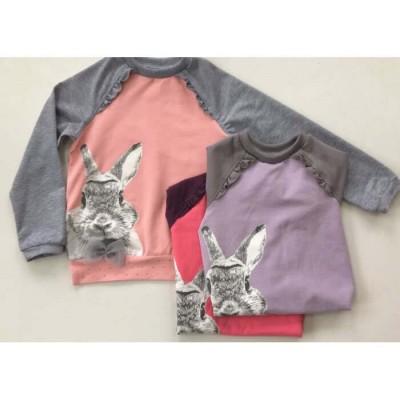 Кофта Кролик с бантиком