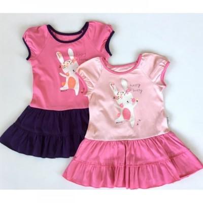 Платье Зайка с веночком