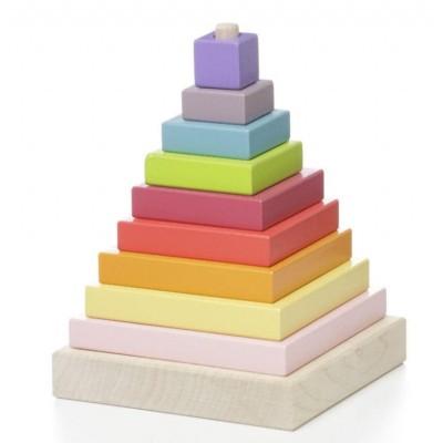 Купить Пирамидка Дерево от Бренда Кубика