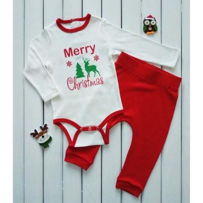 Комплект Merry Cristmas