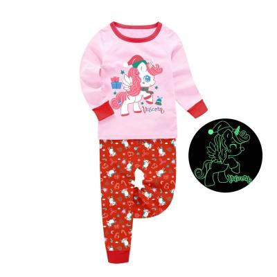 Пижама Рожд.Единорог