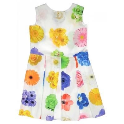 Купить Платье ЯРКИЕ ЦВЕТЫ от Бренда