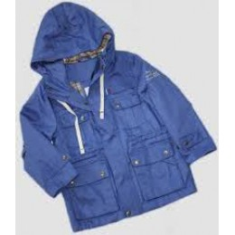 Куртка синяя 98-104р.