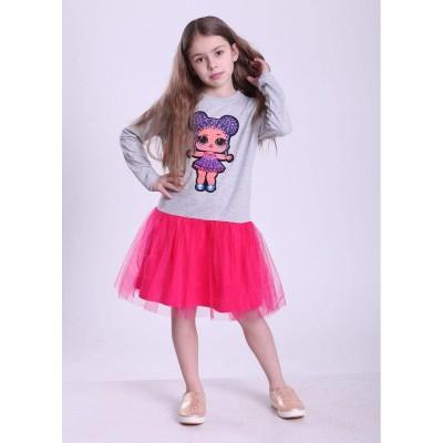 Купить Платье LOL диско от Бренда Vidoli