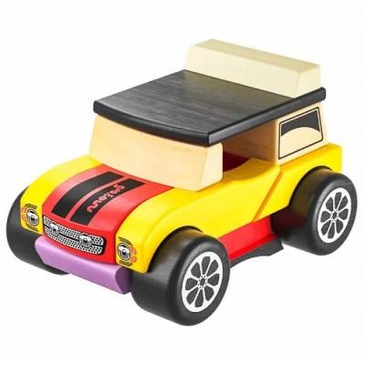 Купить Конструктор мини кабриолет от Бренда Cubika