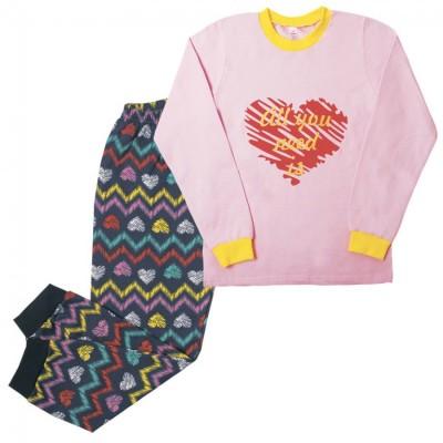 Купить Пижама СЕРДЦЕ от Бренда Габби