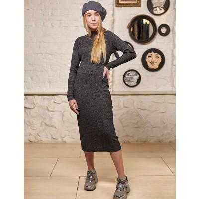 Купить Платье Овен Бакати Антрацит от Бренда Овен