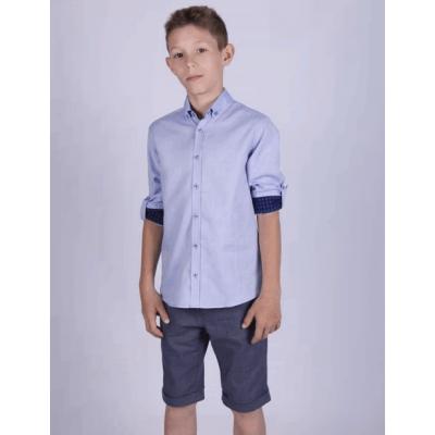 Купить Рубашка Голубая Точка от Бренда Bogi