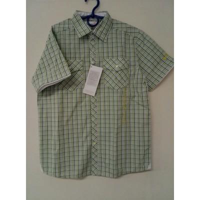 Купить Рубашка Зелёная Клетка от Бренда Bogi
