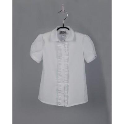 Купить Блуза Белая Короткий от Бренда Bogi