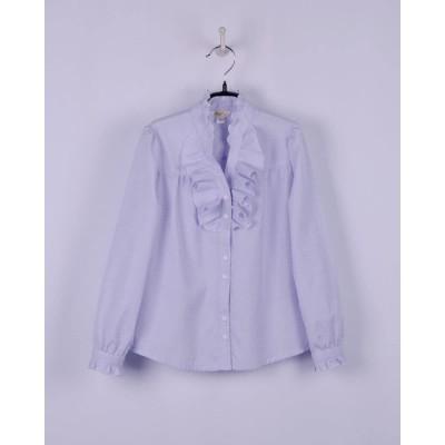 Купить Блуза Сирень Жабо от Бренда Bogi
