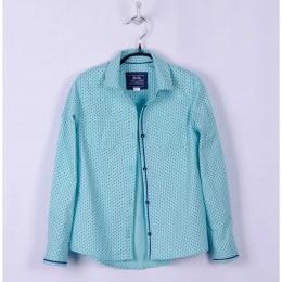 Блуза Мята Звёзды