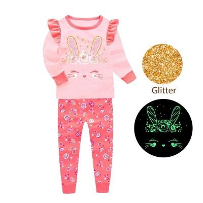 Купить Пижама для девочки МиМи Коралловая от Бренда Barbeliya