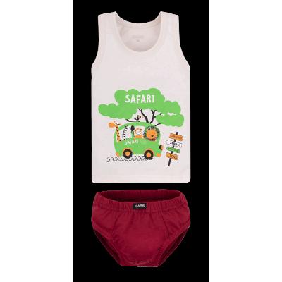 Купить Комплект белья Сафари от Бренда Габби