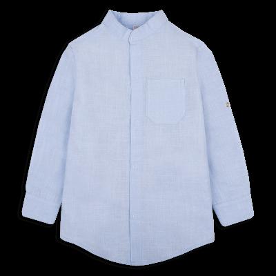 Купить Рубашка Голубая RB-20-2 от Бренда Габби