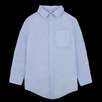 Рубашка Голубая RB-20-1