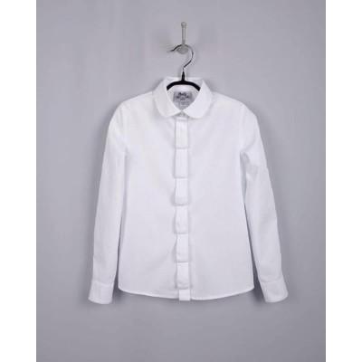 Купить Блуза Белая Фактурная от Бренда Bogi