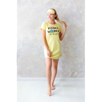 Купить Платье-футболка женское от Бренда Габби