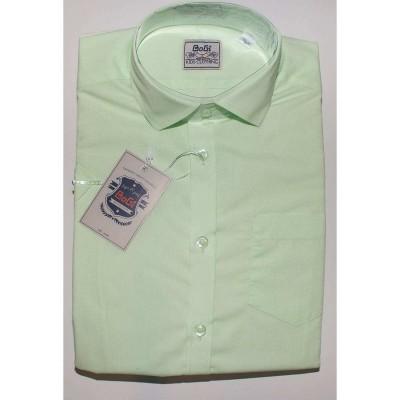 Купить Рубашка Мятная короткий рукав от Бренда Bogi