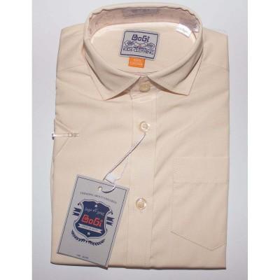 Купить Рубашка Беж короткий рукав от Бренда Bogi