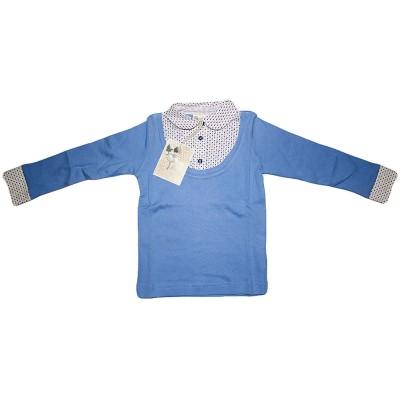 Купить Блуза Обманка Звёздочка от Бренда Bogi