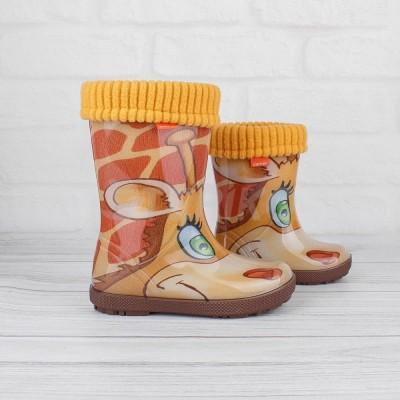 Купить Резиновые сапоги Жираф от Бренда Demar