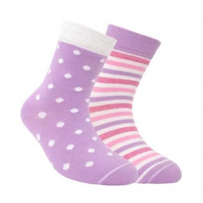 Купить Носки ESLI для девочки (2пары) от Бренда Conte