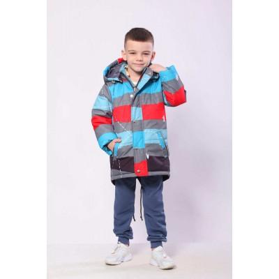 Купить Куртка Разноцветная от Бренда Модный Карапуз