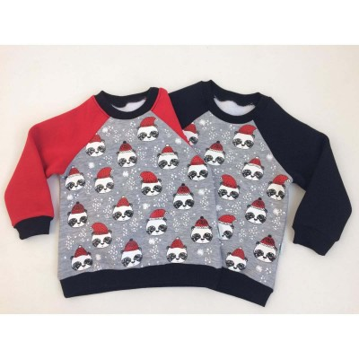 Купить Джемпер Снежная панда от Бренда Robinzone