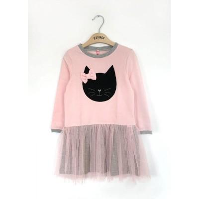 Купить Платье Китти Бантик от Бренда Vidoli