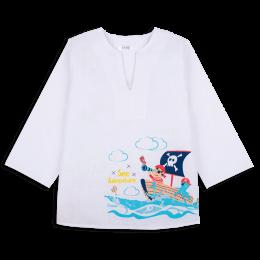 Туника пляжная Пират