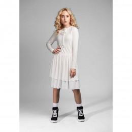 Платье Атала Молочный
