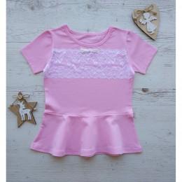 Блуза БАСКА-1 Розовая