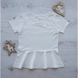 Блуза БАСКА-1 Молочная