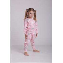 Пижама Тучка Розовая
