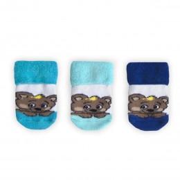 Носки для мальчика NSM-121 махровые